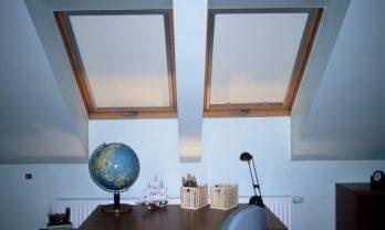 Modele de rolete pe ferestre de mansarda (2)
